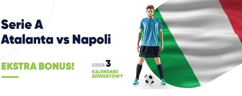 forBET z bonusami na mecz Atalanta - Napoli!