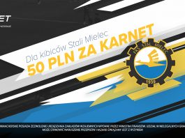 LV BET daje 50 PLN za karnet na mecze!