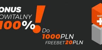 Totolotek daje 20 PLN na start!