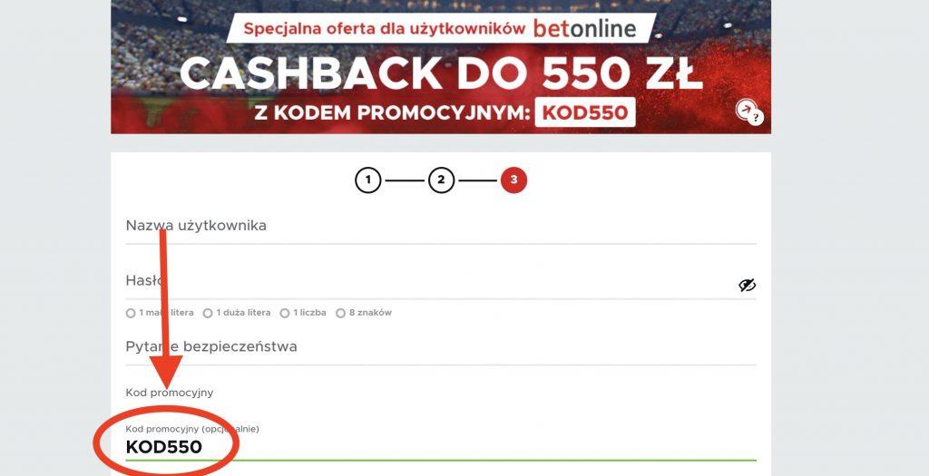 Zakłady legalne BetClic. Bonus 550 PLN na start!