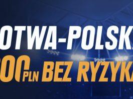 STS bonus na październikowe mecze Polski. 1200 PLN + 200 PLN + 29 PLN bez depozytu!