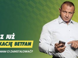 Betfan apk. Aplikacja bukmacherska pobieranie online